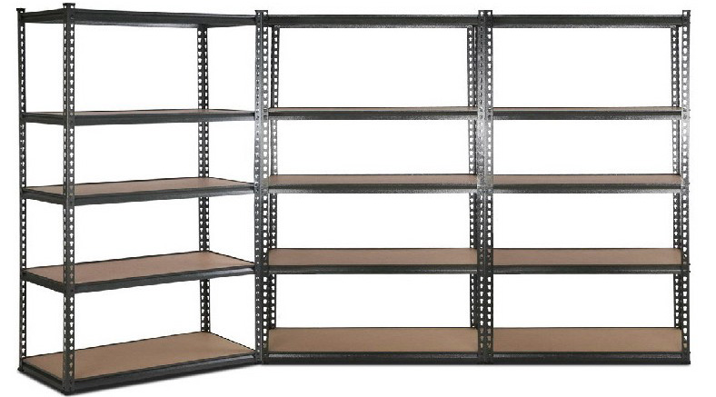 Warehouse racking & shelving