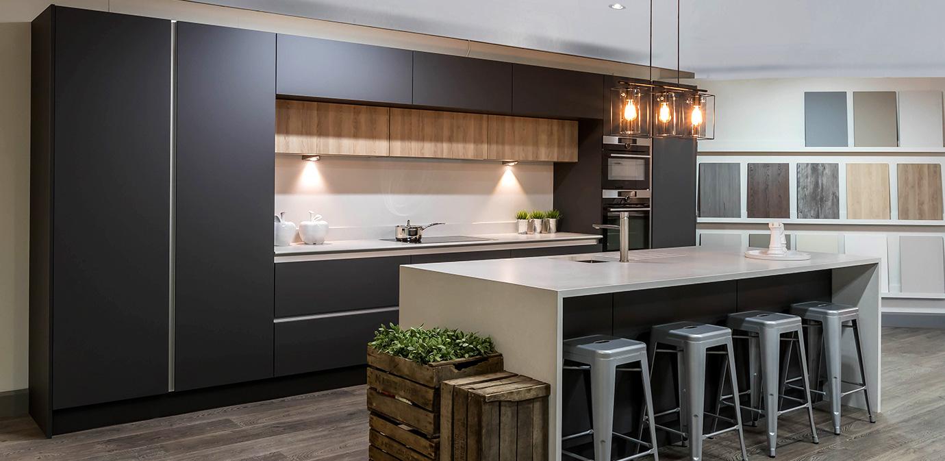 contemporary kitchen in Toronto