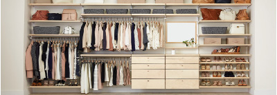 Best closet organizer by Unica Concept