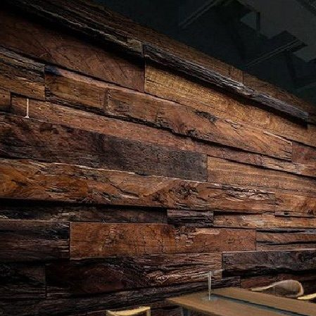 Wood and Eco-Fiber Panels