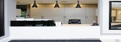 Frontier Desk