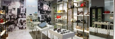 Store fixtures by Unica Concept