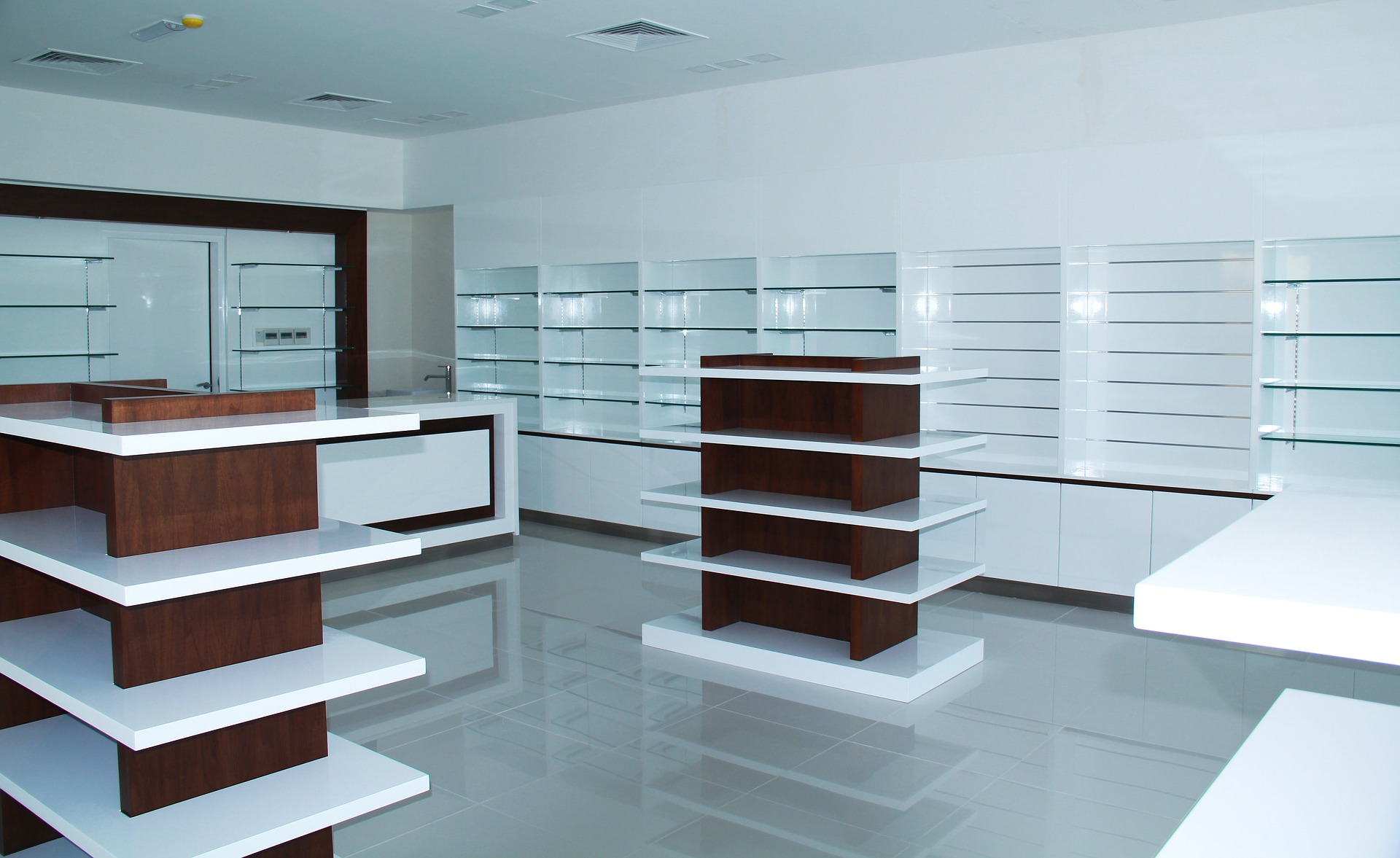 Store Fixtures and Retail Displays