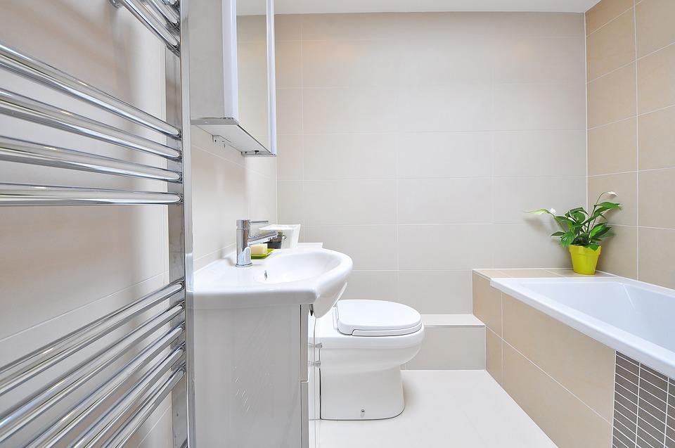 Modern, eye-catching bathroom vanities